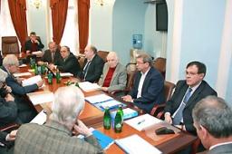 Зыкин и с член президиума первый заместитель председателя мкас
